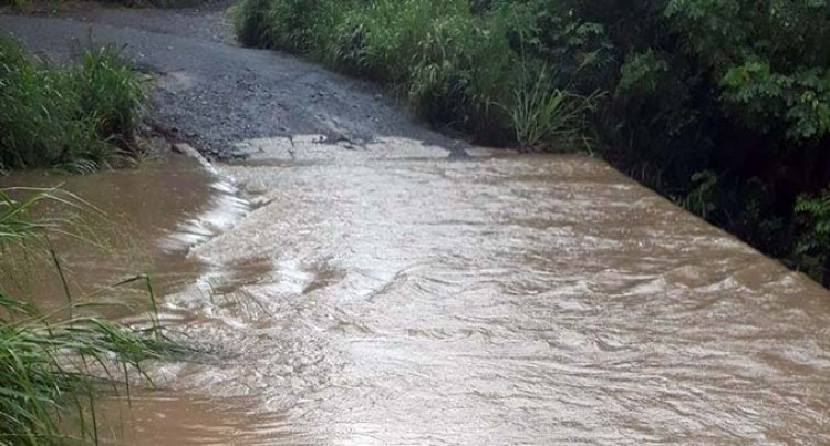 Bus Services Not Operational Due To Flooding, Roads Flooded Due To Heavy Rain