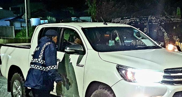 13 Curfew Arrests Recorded Over The Last 48 Hours