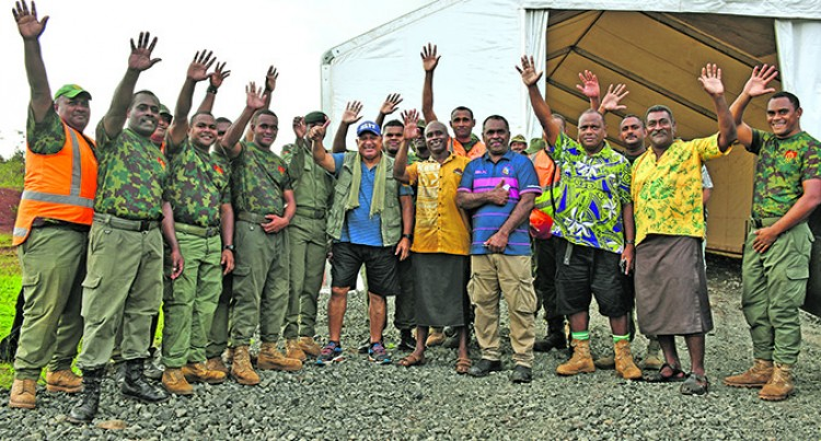 Another $21K To PM's Relief Fund To Help With Cyclone Yasa Recovery