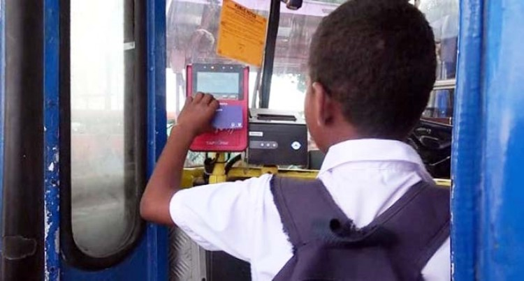 Students Need To Replace Lost, Damaged E-Transport Cards Before School Starts