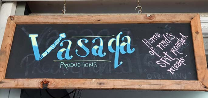 Vasaqa Productions located at Namaka Market, Nadi. Levuka Next On Cagica's List