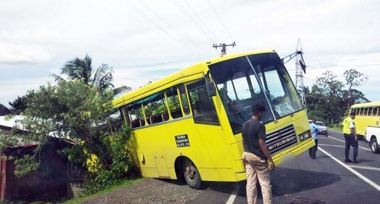 Tacirua Transport Bus Involved In Accident Found Unroadworthy By LTA