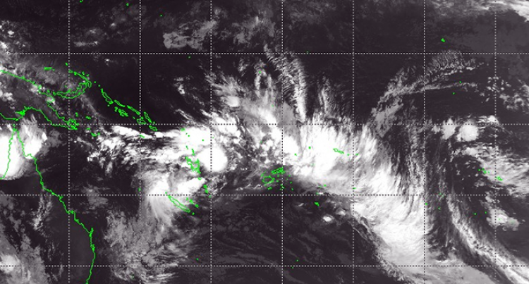 Possible Tropical Cyclone To Develop From Thursday