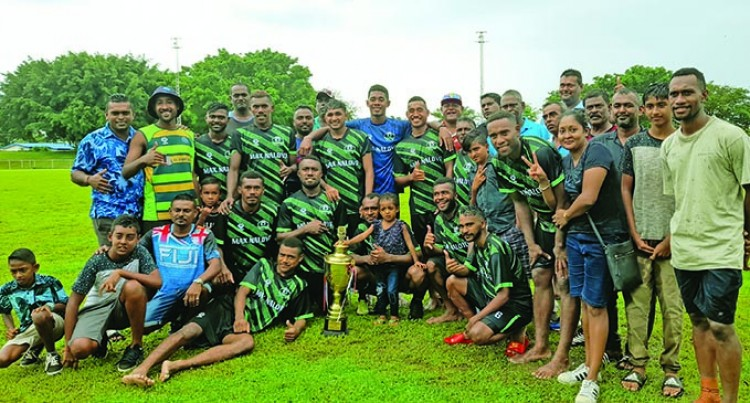 Nalovo FC Qualifies For NCC