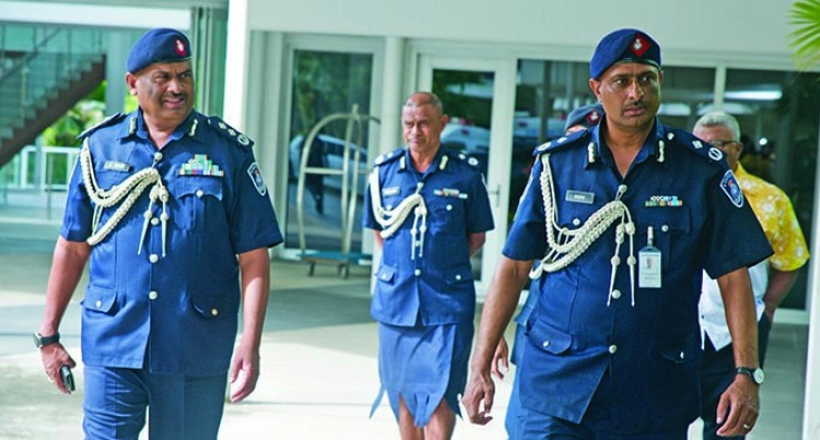'Sign Shows Meth Labs In Fiji'