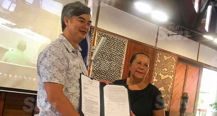$14.3M Trade Agreement Signed