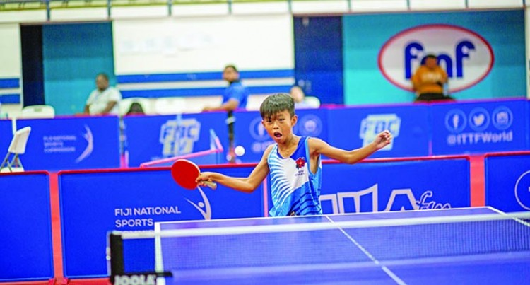 Good Turnout At Fiji Open