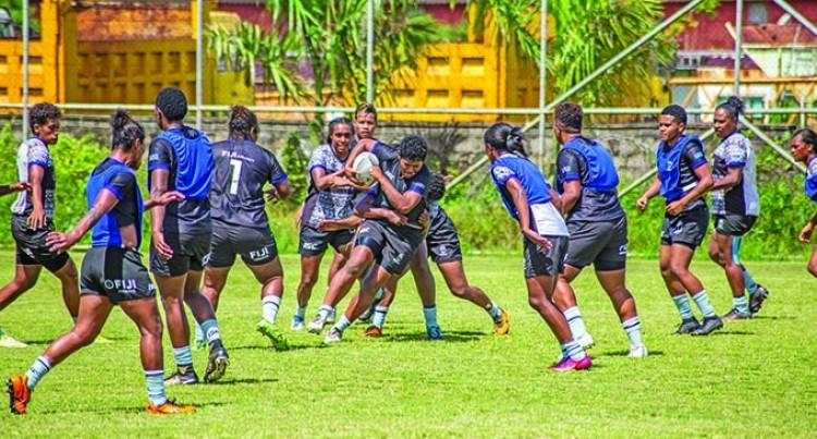 Fijiana Urged To Step Up