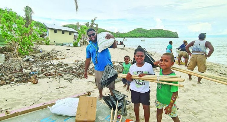 ADRA Fiji, NZ Aid Assist Kia Island