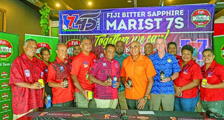 More Surprises Planned For This Year's Marist 7s
