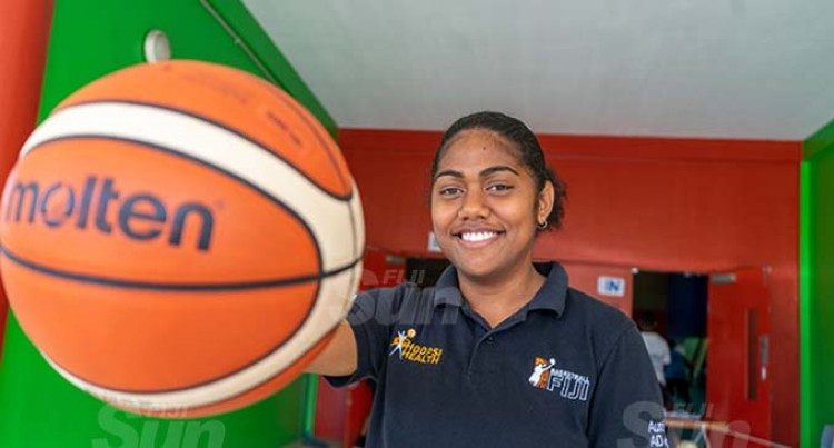 Women In Sports: Doing A Double For Fiji