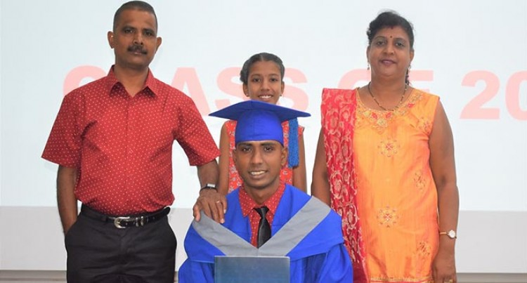 Done And Dusted, Kumar Reflects On His Tertiary Journey
