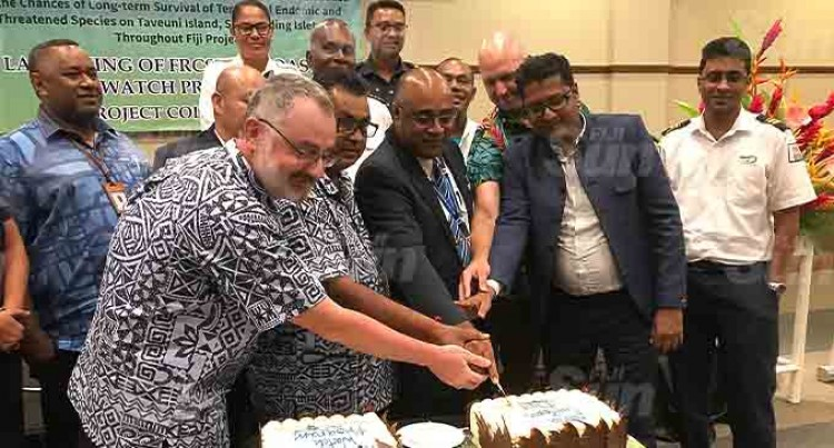 Fiji Revenue & Customs Service Intercepts Island Smuggling