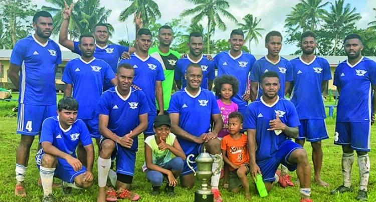 Kasavu Targets First Title