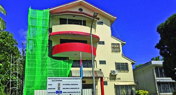 FA House Gets $1.3M Facelift