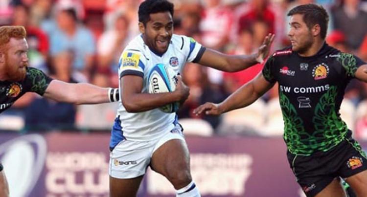 Another Fijian Shine For Falcons