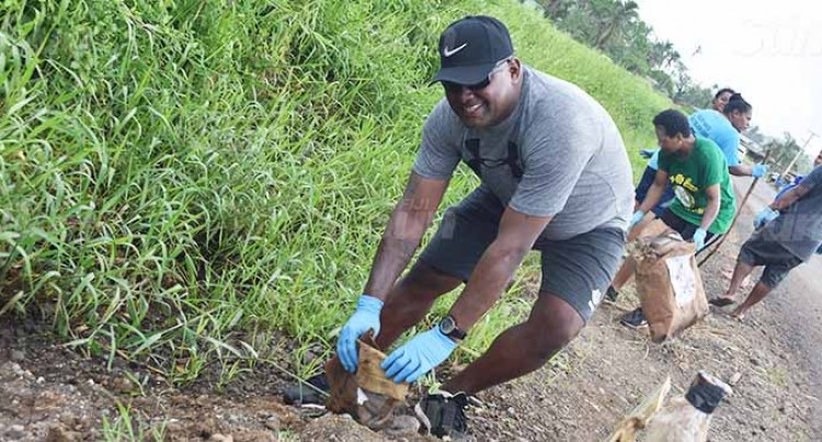 Clean-Up Campaign Helping In Fight Against LTDD