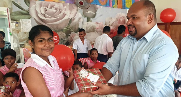 Vodafone Brings Smiles To Children's Faces