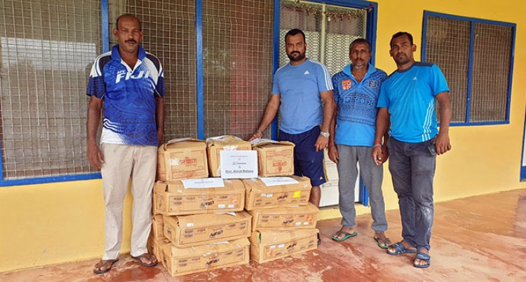 490 Food Rations Cartons Distributed In Macuata