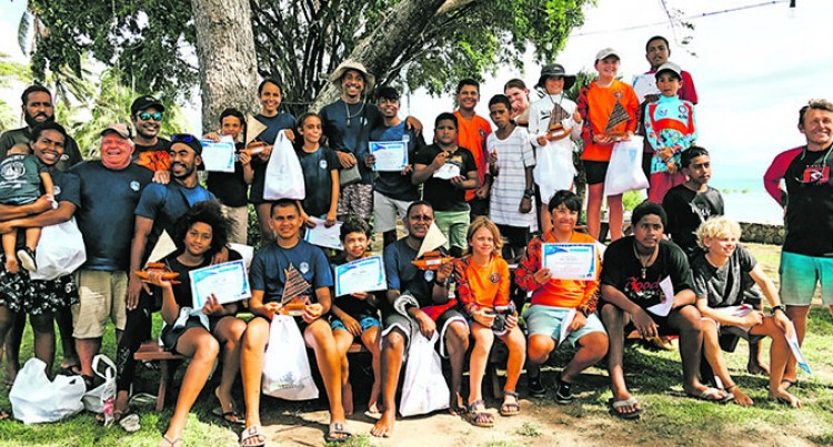 Sailing Champs A Winner At Vuda