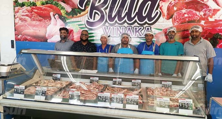 $500K Butchery Opens In Nakasi