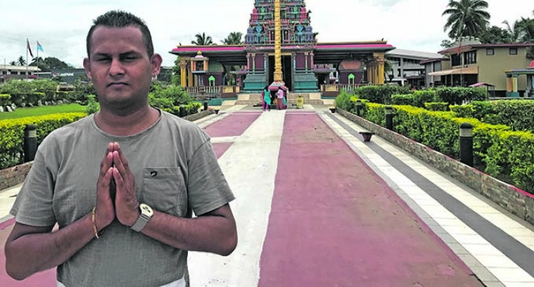 Overseas Devotee Will Miss Annual Event In Nadi
