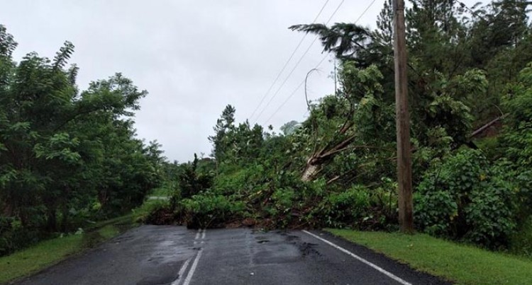 Road Closure Update