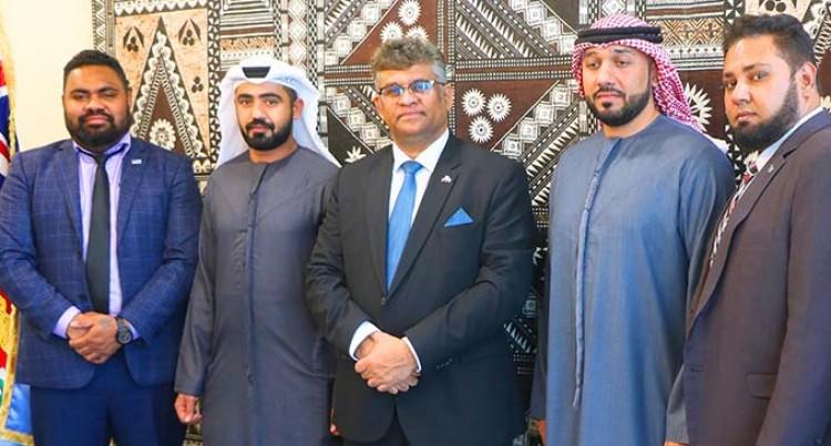 PACSA UAE Farewells Ambassador Prakash