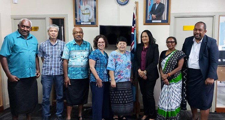 Fijian Children Will Now Be Able To Resume Studies After Tropical Cyclone Yasa