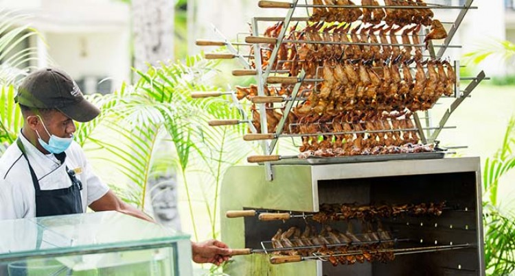 Let's Go Local: The Great Australian BBQ At The Shangri-La's Fijian Resort & Spa