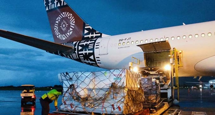 India Sends 6 Tonnes Of Relief Supplies