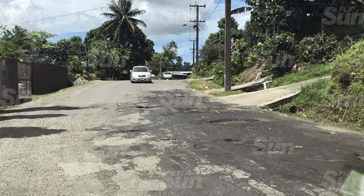 Potholes Frustrate Cab Driver