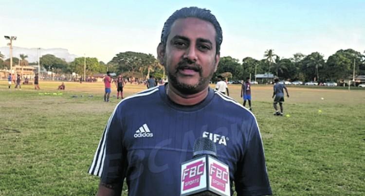 Coach Kumar Joins Nadi