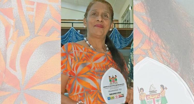 Retiree Teacher Sundar Grateful For Challenges