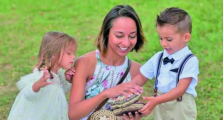 Globetrotter Sapra Prefers Home Taveuni Spot