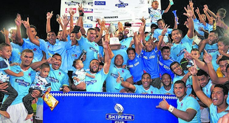 Skipper Cup Teams Eye 10's Comp