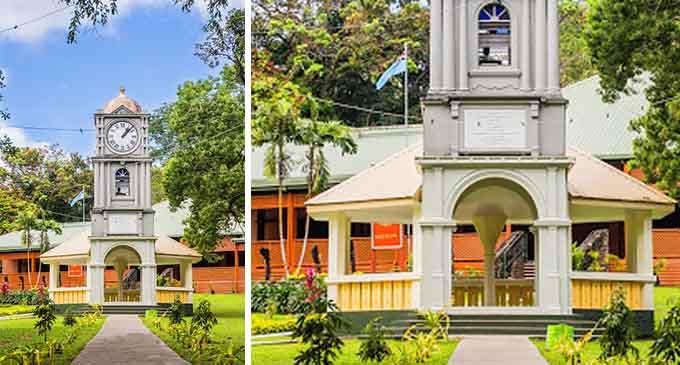 Thurston Garden, Suva.