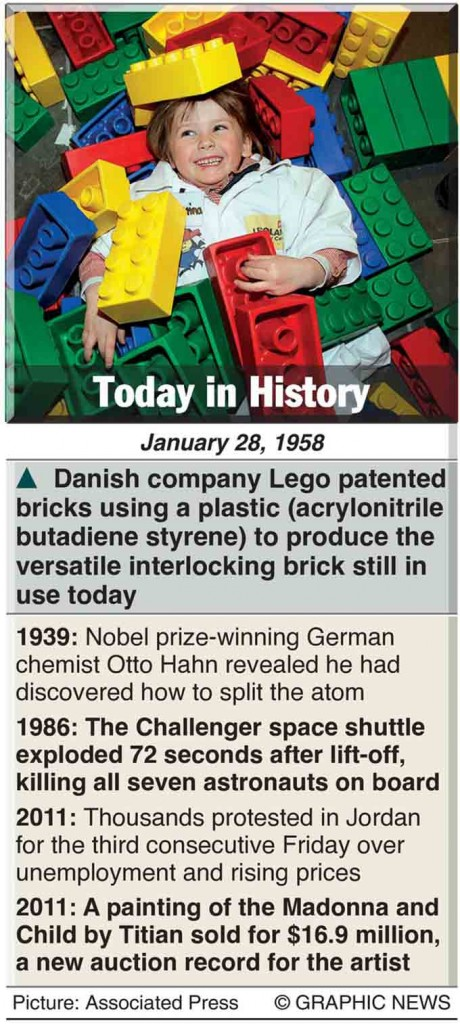 HISTORY: On this day January 24-29 2021 (week 04)