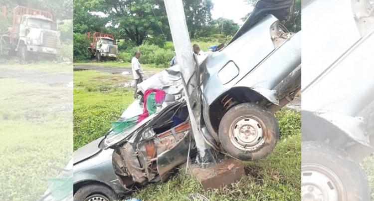 Car Crash Claims Life