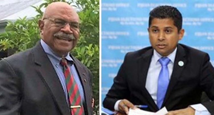 No Name Yet For Rabuka's Proposed Party