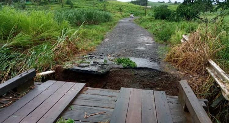 Veisaru Bridge 1 – Closure Due To Tc Damage