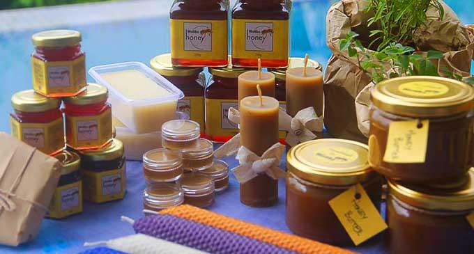 Waitika Farm products.