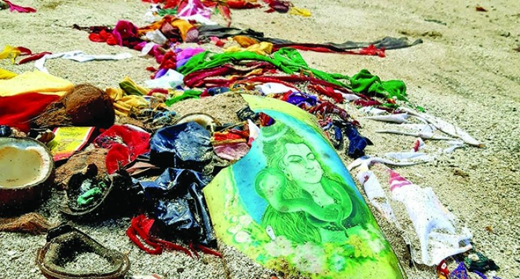 Worshippers Pollute Saweni Beach, Frustrate Public