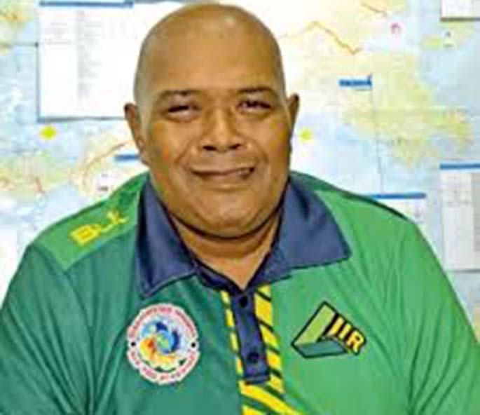 Commissioner Northern Uraia Rainima