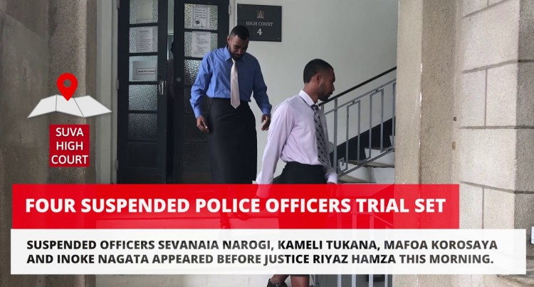 Fiji Sun Court News – Jan 27