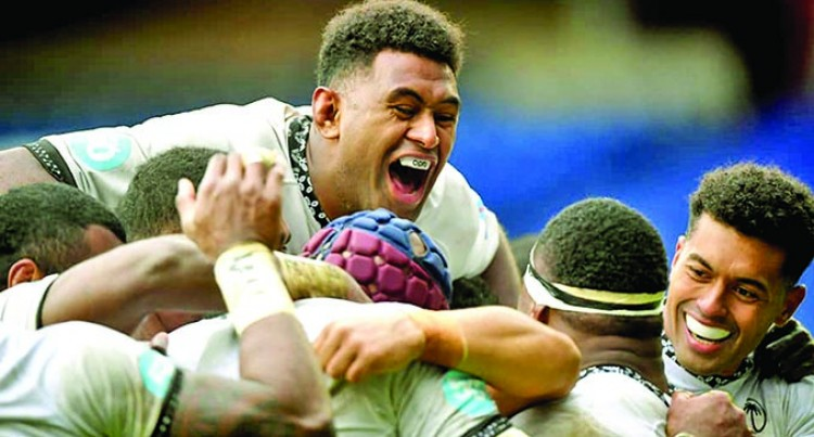 Changing Shape Of Our Flying Fijians
