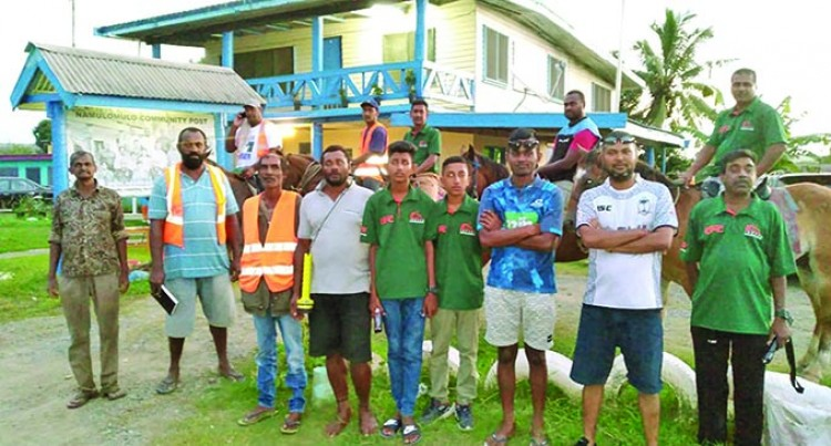 Nadi Horse Owners Help Police Operation