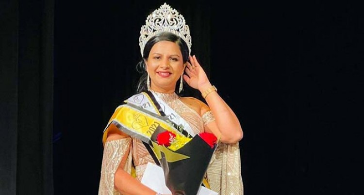 Savusavu Woman Crowned Mrs Universe New Zealand