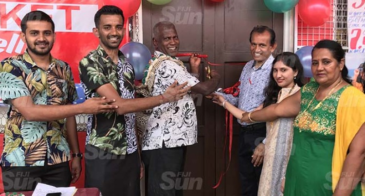 Family Opens Second Shop in Labasa