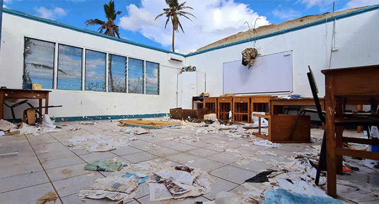 99 Schools Either Damaged Or Destroyed
